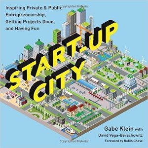Start Up City Cover